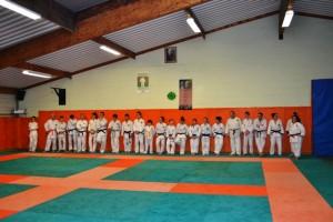 Judokas SLO Bettancourt