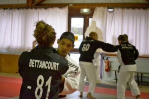 Demi-finale championnats de France Junior